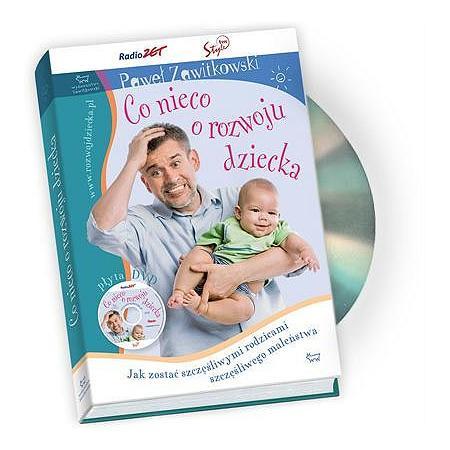 Co nieco o rozwoju dziecka - książka z CD marki Wyd. Autorskie - zdjęcie nr 1 - Bangla