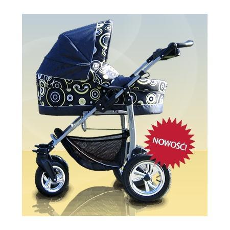 Wózek Boston marki Mikado - zdjęcie nr 1 - Bangla