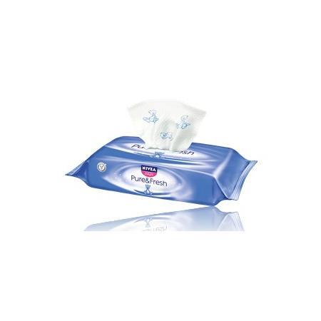 Baby, Chusteczki Pure & Fresh marki Nivea - zdjęcie nr 1 - Bangla