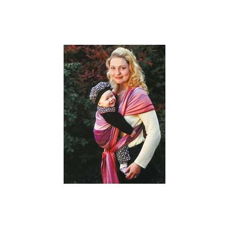 Chusta wiązana Ulli. Różne długości marki Storchenwiege - zdjęcie nr 1 - Bangla