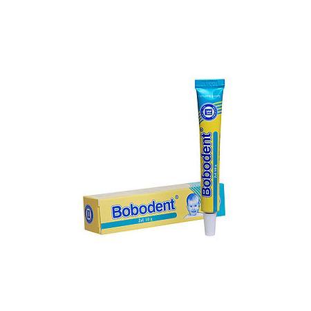 Żel na ząbkowanie Bobodent marki Hasco-Lek - zdjęcie nr 1 - Bangla