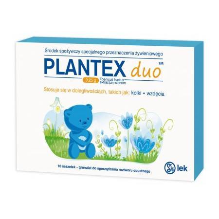 Plantex / Plantex Duo - preparat na kolkę i wzdęcia marki Lek - zdjęcie nr 1 - Bangla