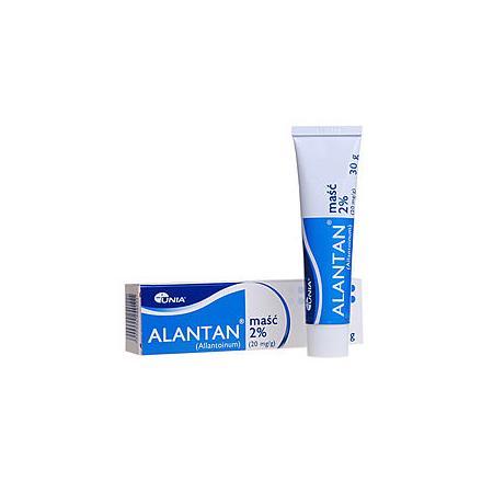 Maść Alantan I Alantan Plus Unia Opinie Testy Cena