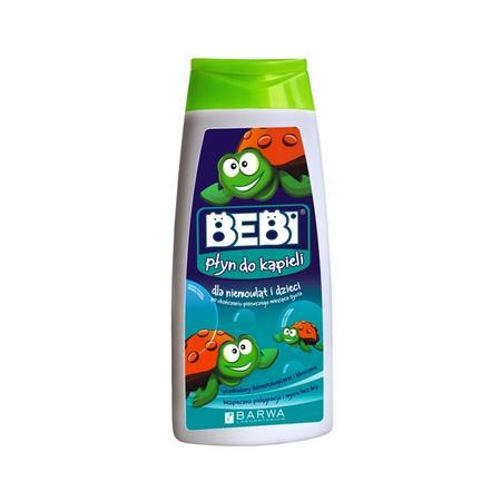 Bebi, Płyn do kąpieli dzieci i niemowląt marki Barwa - zdjęcie nr 1 - Bangla