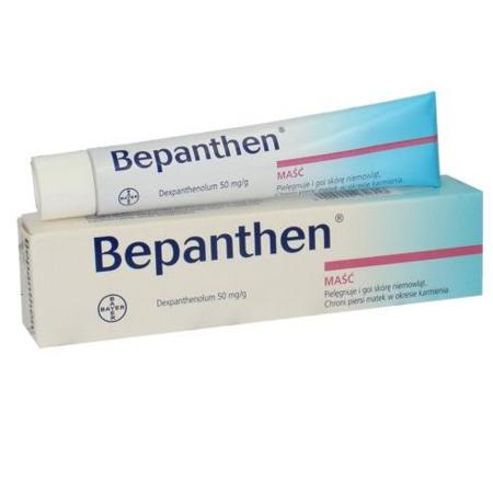 Bepanthen Maść marki Bayer - zdjęcie nr 1 - Bangla