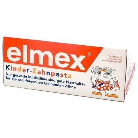 Elmex Kinder, pasta do zębów marki Gaba - zdjęcie nr 1 - Bangla