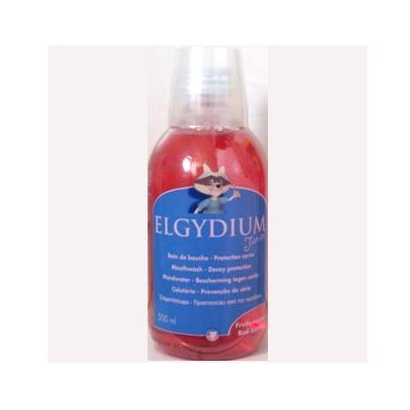 Junior, Płyn marki Elgydium - zdjęcie nr 1 - Bangla