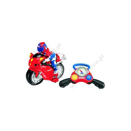 Motor Ducati zdalnie sterowany marki Chicco - zdjęcie nr 1 - Bangla