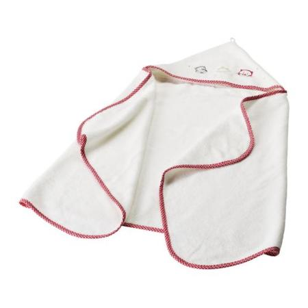 FABLER Ręcznik dziecięcy z kapturem marki IKEA - zdjęcie nr 1 - Bangla