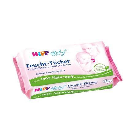 Chusteczki pielęgnacyjne HiPP Babysanft-Sensitive marki HiPP - zdjęcie nr 1 - Bangla