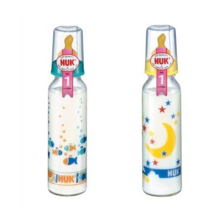 Butelka szklana standardowa marki Nuk - zdjęcie nr 1 - Bangla