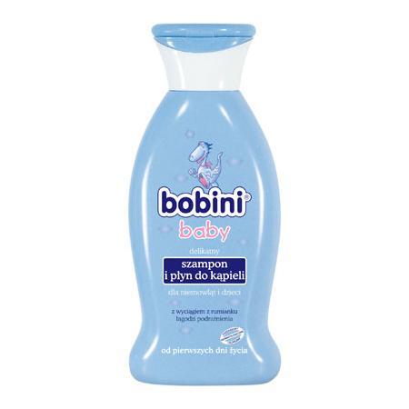 Baby, Szampon i płyn do kąpieli marki Bobini - zdjęcie nr 1 - Bangla