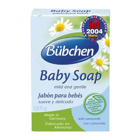 Łagodne mydełko dla niemowląt i dzieci marki Bubchen - zdjęcie nr 1 - Bangla