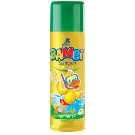 Bambi, Szampon dla dzieci rumiankowy marki Pollena Savona - zdjęcie nr 1 - Bangla