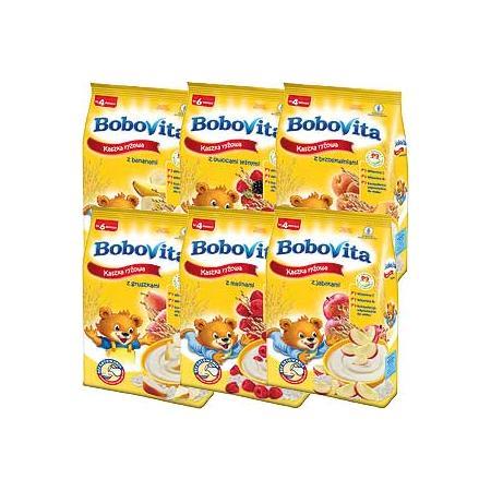 Kaszka ryżowa - różne smaki marki BoboVita - zdjęcie nr 1 - Bangla