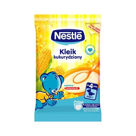 Kleik kukurydziany marki Kaszki Nestlé - zdjęcie nr 1 - Bangla