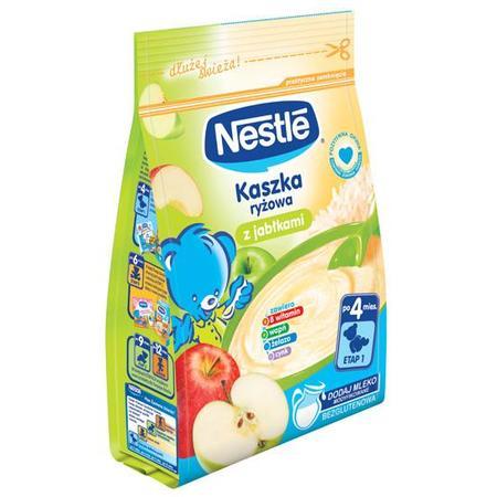 Kaszka ryżowa - różne smaki marki Kaszki Nestlé - zdjęcie nr 1 - Bangla