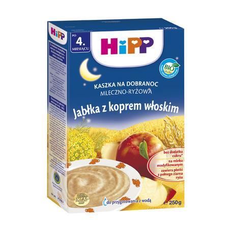 Kaszka BIO na dobranoc marki HiPP - zdjęcie nr 1 - Bangla