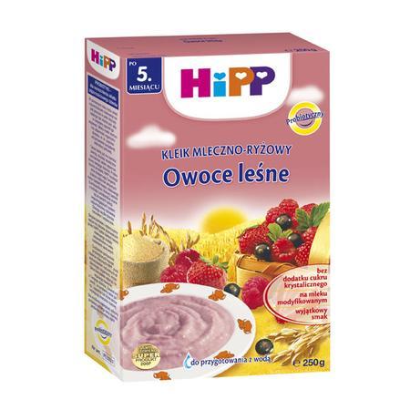 Kaszka probiotyczne - różne smaki marki HiPP - zdjęcie nr 1 - Bangla