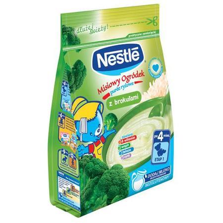 Puree Ryżowe Misiowy Ogródek - różne smaki marki Kaszki Nestlé - zdjęcie nr 1 - Bangla