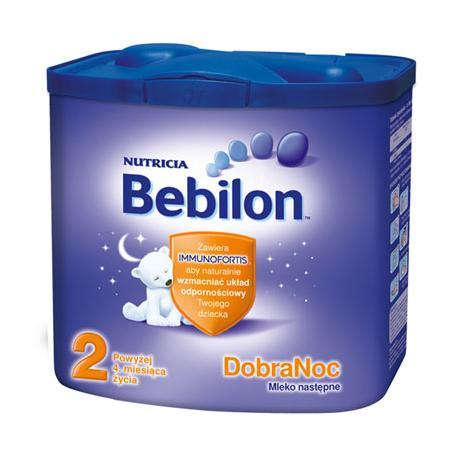 BEBILON DobraNoc 2 marki Nutricia - zdjęcie nr 1 - Bangla