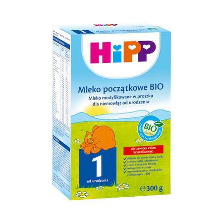 Mleko HIPP 1 BIO, 2 BIO, 3 BIO marki HiPP - zdjęcie nr 1 - Bangla