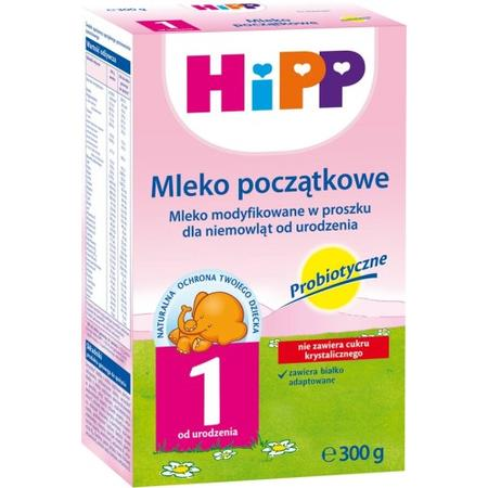 Mleko HiPP 1 Probiotyczne, 2 Probiotyczne, 3 Probiotyczne marki HiPP - zdjęcie nr 1 - Bangla