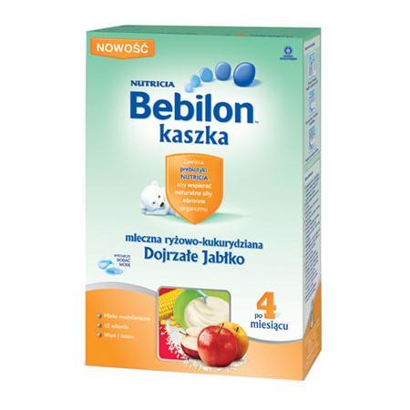 Kaszka mleczna Bebilon - różne smaki marki Nutricia - zdjęcie nr 1 - Bangla