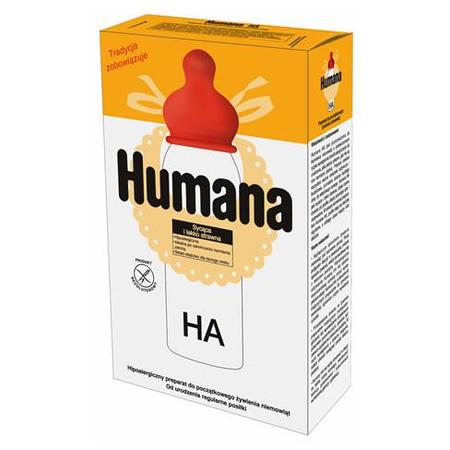 Humana HA, HA 1 Premium z LC-PUFA płyn, HA 1 Plus Premium z LC-PUFA marki Humana - zdjęcie nr 1 - Bangla