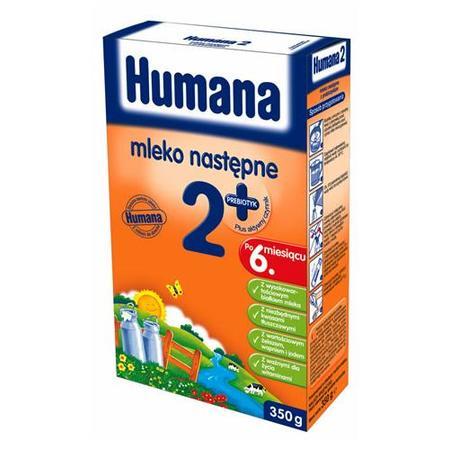 Humana 2+ z prebiotykiem marki Humana - zdjęcie nr 1 - Bangla