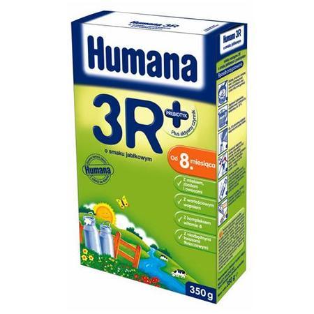 Humana 3R Jabłkowa z Prebiotykiem, 3R z Bananami z Prebiotykiem marki Humana - zdjęcie nr 1 - Bangla
