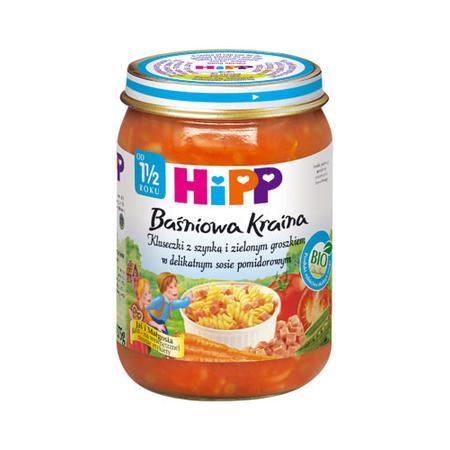 Dania Baśniowa Kraina marki HiPP - zdjęcie nr 1 - Bangla
