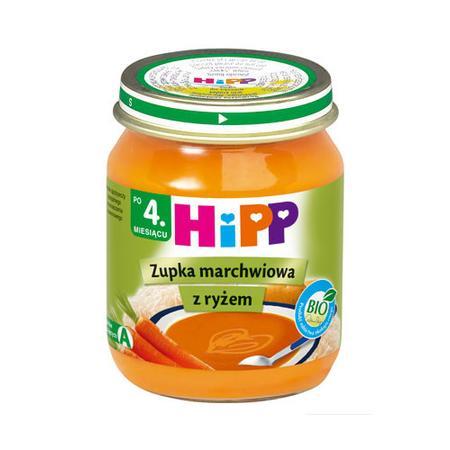 Zupka Bio - różne smaki i rodzaje marki HiPP - zdjęcie nr 1 - Bangla