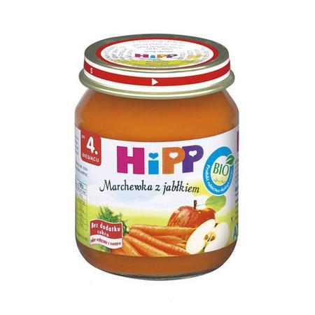 Przecierane Owoce - różne rodzaje marki HiPP - zdjęcie nr 1 - Bangla