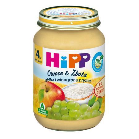 Owoce i zboża. Różne rodzaje. marki HiPP - zdjęcie nr 1 - Bangla