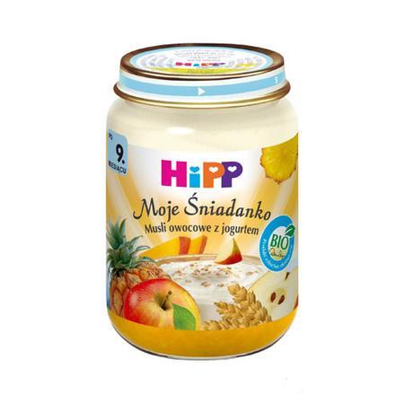 Moje śniadanko. Różne rodzaje. marki HiPP - zdjęcie nr 1 - Bangla