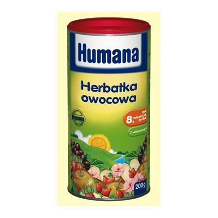 Herbatka owocowa. marki Humana - zdjęcie nr 1 - Bangla
