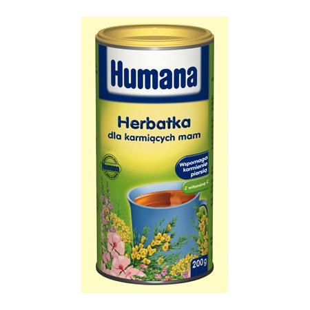 Herbatka dla karmiących mam marki Humana - zdjęcie nr 1 - Bangla