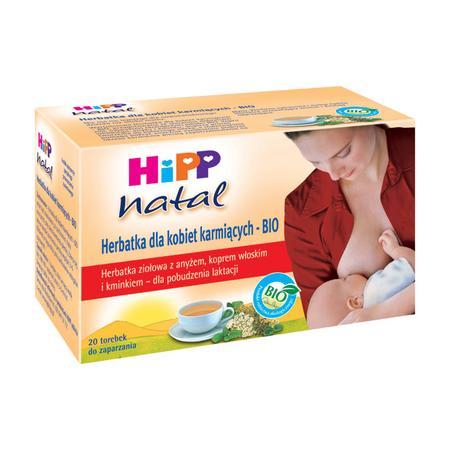 Herbatka dla kobiet karmiących marki HiPP - zdjęcie nr 1 - Bangla