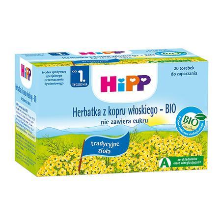 Herbatka w torebkach do zaparzania. Różne rodzaje. marki HiPP - zdjęcie nr 1 - Bangla