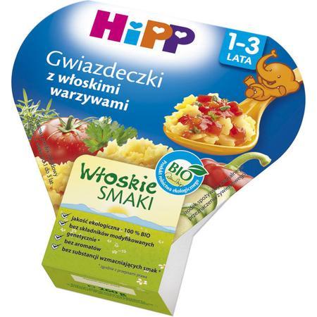 Włoskie smaki. Różne rodzaje. marki HiPP - zdjęcie nr 1 - Bangla