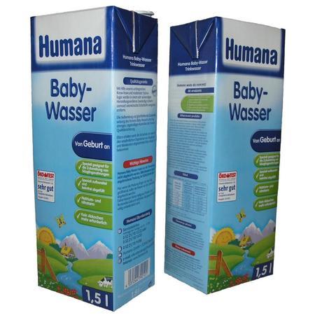 Woda marki Humana - zdjęcie nr 1 - Bangla