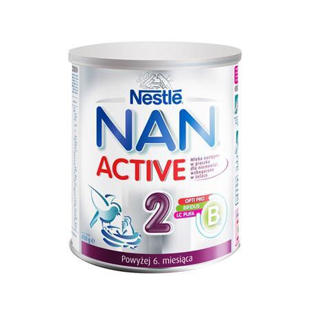 Mleko NAN 1 Active, NAN 2 Active, NAN 3 Active marki Mleka modyfikowane NAN OPTIPRO 2 - zdjęcie nr 1 - Bangla