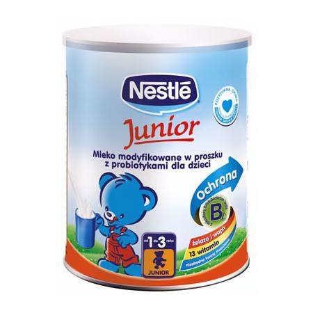 Mleko Junior Bifidus marki Kaszki Nestlé - zdjęcie nr 1 - Bangla