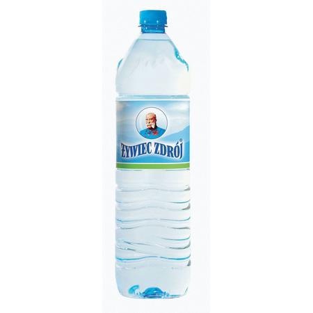 Woda niegazowana, gazowana Żywiec Zdrój marki Żywiec Zdrój - zdjęcie nr 1 - Bangla