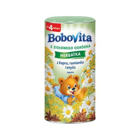 Herbatka z kopru, rumianku i anyżu marki BoboVita - zdjęcie nr 1 - Bangla