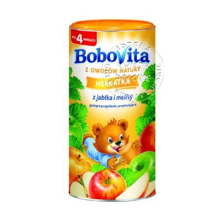 Herbatka z jabłka i melisy marki BoboVita - zdjęcie nr 1 - Bangla