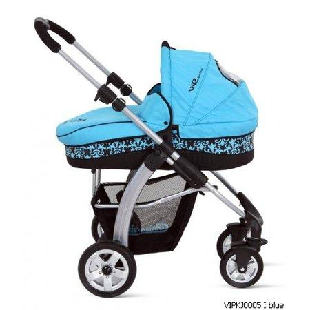 Wózek Gemma 3 w 1 lub 2 w 1 marki Chipolino - zdjęcie nr 1 - Bangla