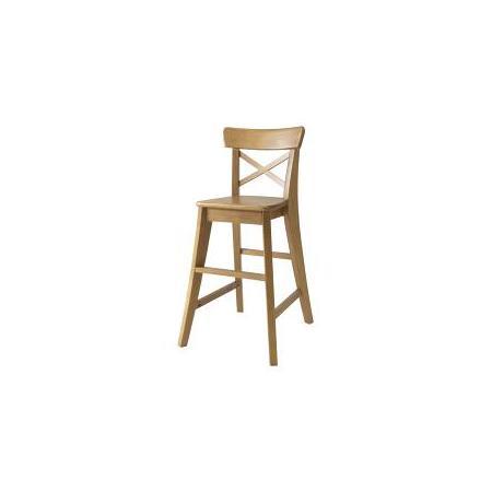 INGOLF Krzesło wysokie marki IKEA - zdjęcie nr 1 - Bangla