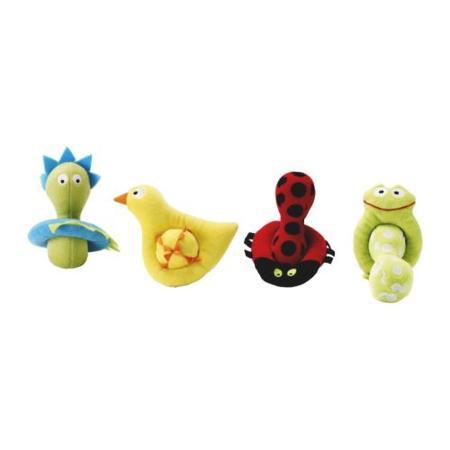 LEKA zabawki edukacyjne - różne rodzaje marki IKEA - zdjęcie nr 1 - Bangla